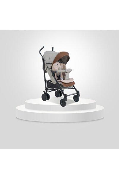 Biddy Pitty Picco Alüminyum Hafif Lüks Baston Bebek Arabası Sand Melange 2021 Model