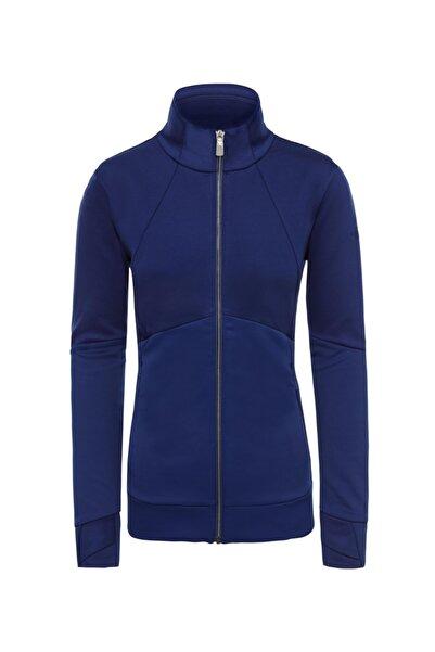 THE NORTH FACE Kadın Mavi Sweatshirt Croda Rossa