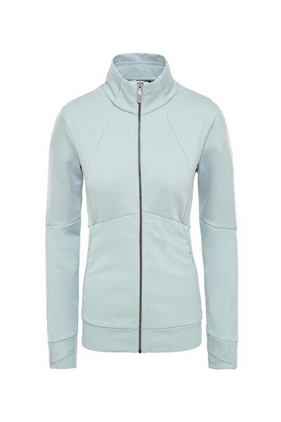 THE NORTH FACE Kadın Bebek Mavisi Croda Rossa Sweat Ceket