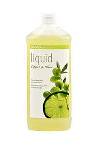 Sodasan Sıvı Sabun Limonlu Citrus-olive 1000ml