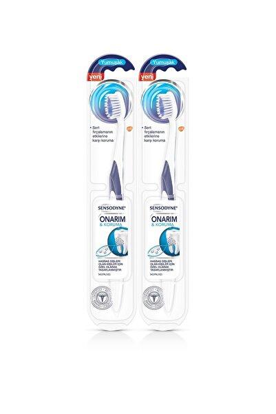 Sensodyne Onarım Ve Koruma Diş Fırçası 2'li