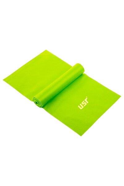 USR Yeşil Hafif Sertlikte Pilates Lastiği