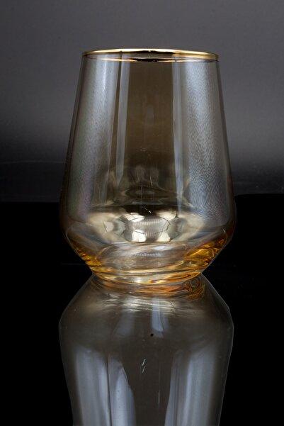 Paşabahçe 6 Parça Bal Altın Su Bardağı
