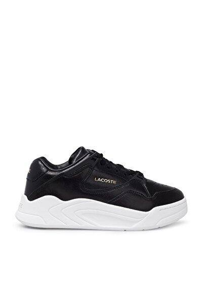 Lacoste Kadın Siyah Deri Ayakkabı 740sfa0014 312