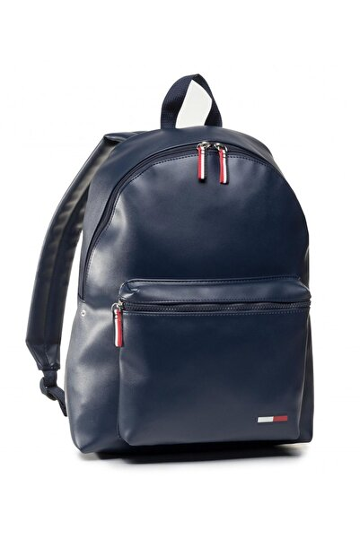 Tommy Hilfiger Unisex Lacivert Cool City Sırt Çantası Am0am06150