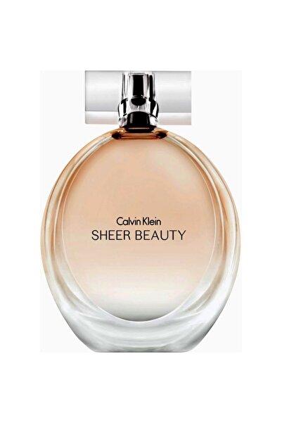 Calvin Klein Sheer Beauty Edt 100 ml Kadın Parfüm 3607342306134