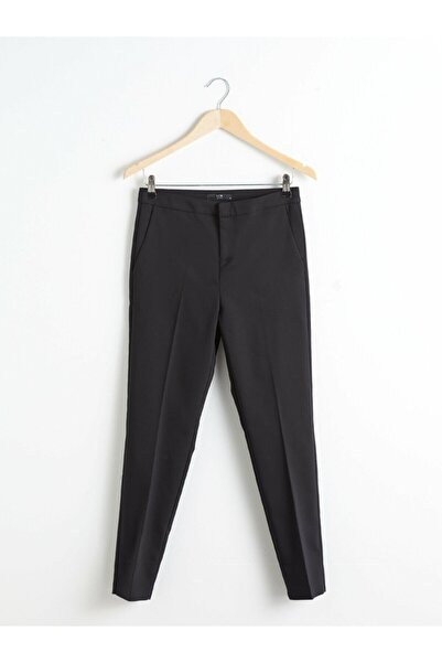 LC Waikiki Kadın Siyah Dar Paça Pantolon