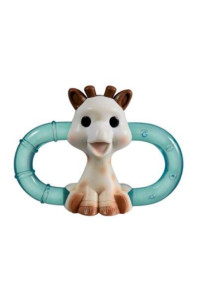 Sophie La Giraffe Çift Saplı Diş Kaşıma Halkası