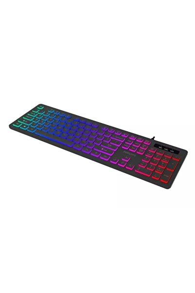 Philips Momentum Spt8264/62 G264 Gaming Klavye Işıklı, Sessiz, Usb 737524