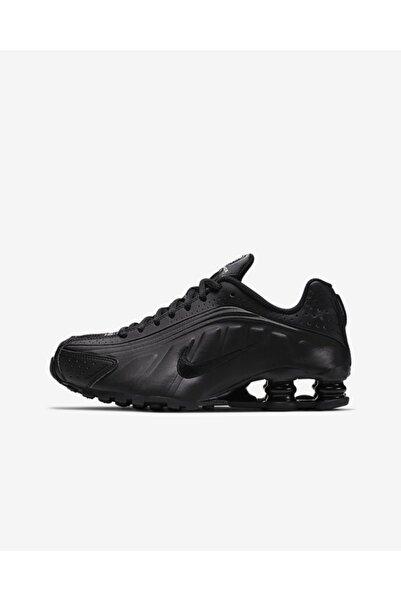 Nike Unisex Siyah Shox R4 Unısex Spor Ayakkabı Bq4000-001