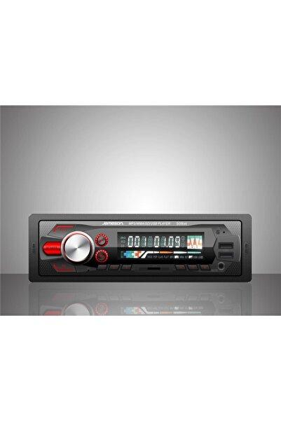 Jameson Js-675 Bt Çift Usb Li Bluetooth/usb/fm Radyo Oto Teyp