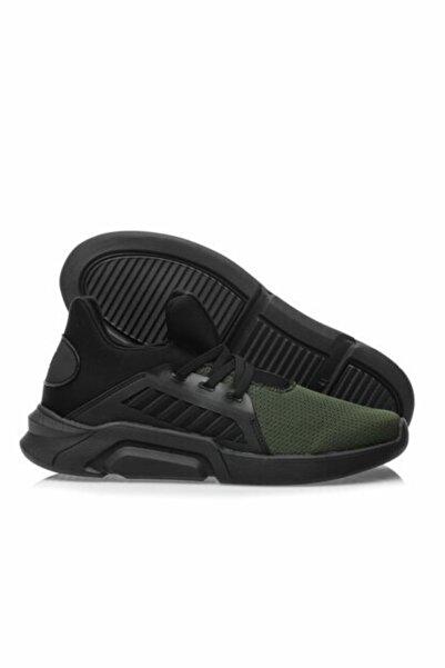 TIFFANY&TOMATO Erkek Haki  Lastik Bağıcıklı Spor Ayakkabı