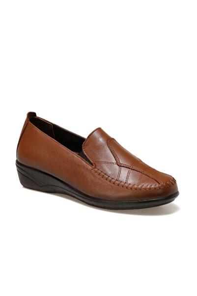 Polaris 5 Nokta 103149.Z Taba Kadın Comfort Ayakkabı 100555182