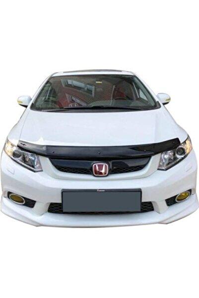 ElitTuning Honda Civic Fb7 Ön Kaput Rüzgarlığı Kaput Koruyucu 2012-2016