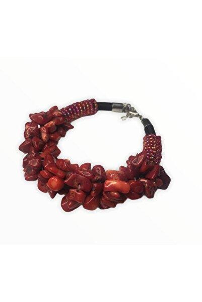 Accessories Kostan Aksesuar Doğal Taş Bileklik