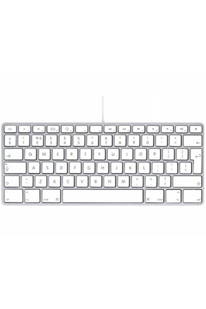 Apple Mb869tu/a Slim Çift Usb F Klavye (aleminyum)
