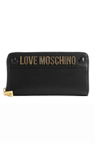 Love Moschino Love Moschıno Jc5642pp0bkn0 Siyah Kadın Cüzdan