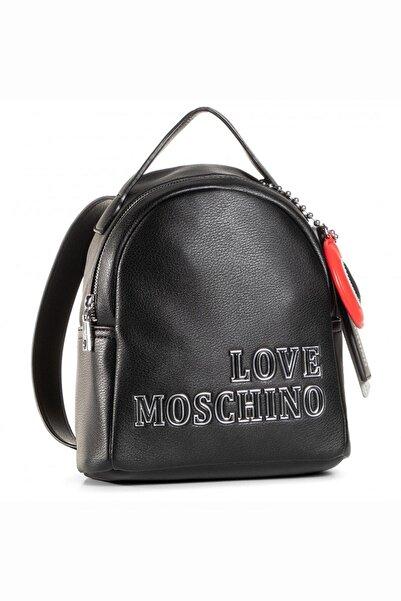 Love Moschino Love Moschıno Jc4240pp0bkg0 Siyah Kadın Sırt Çantası