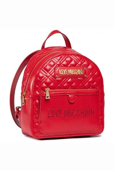 Love Moschino Love Moschıno Jc4202pp0bka0 Kırmızı Kadın Sırt Çantası