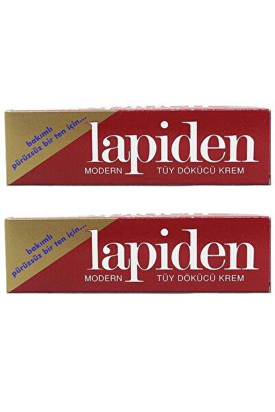 Lapiden Tüy Dökücü Krem 40 ml X 2 Adet