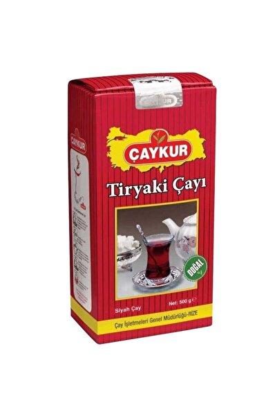 Çaykur Tiryaki Çayı Dökme Çay 500 Gr. (siyah Çay)