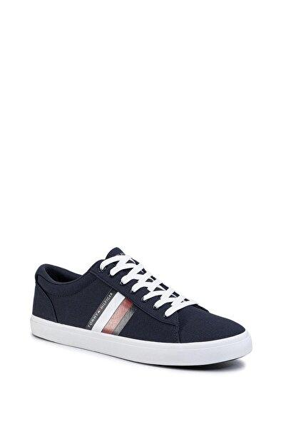 Tommy Hilfiger Erkek Lacivert Sneaker Fm0fm02685