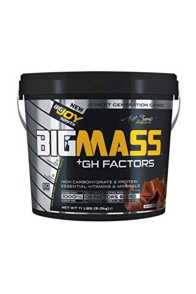 Big Joy Big Mass Gainer + Gh Factors 5000 Gr - Çikolata Aroma -