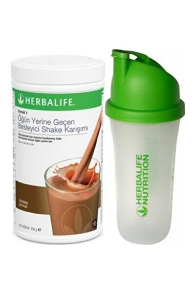 Herbalife Formül 1 Çikolatalı Shake Ve Karıştırıcı Suluk