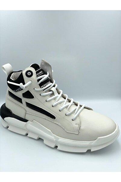 Guja Erkek Beyaz Spor Ayakkabı