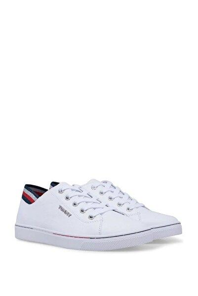 Tommy Hilfiger Kadın Glitter Detail City Sneaker Fw0fw04705