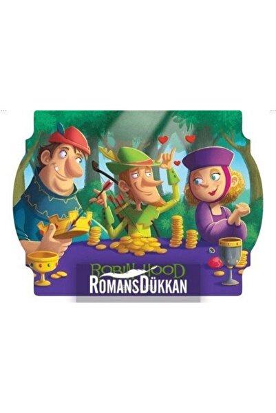 İndigo Kitap Robin Hood-3 Boyutlu Kitap
