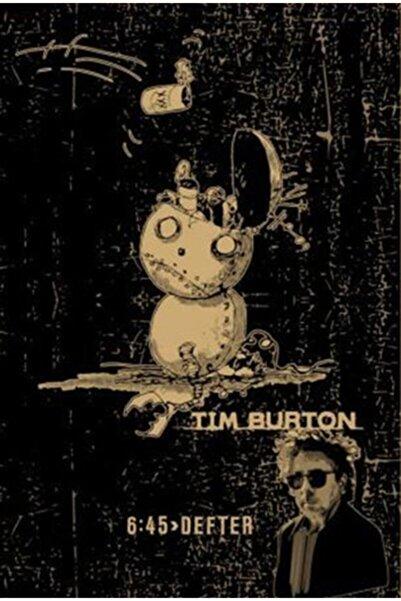 Altıkırkbeş Yayınları Tim Burton Eskizleri - Küçük Boy (kitap)