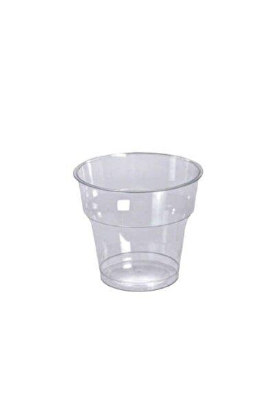 Poppy Kristal Bardak 1000 Adet (1 Koli) Şeffaf