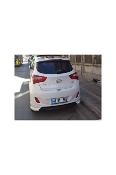 Hyundai I30 (yeni Kasa) Arka Karlık Arka Tanpon Eki