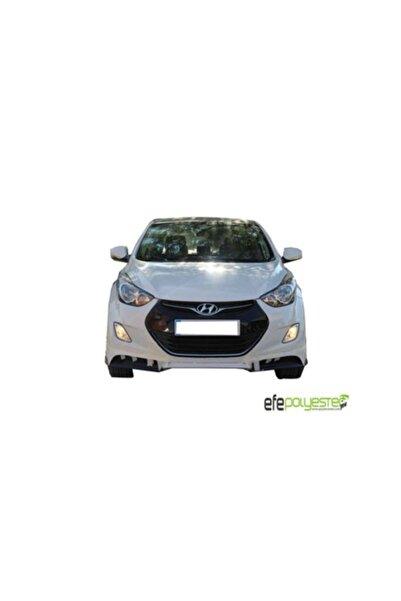 Hyundai Elentra Ön Karlık Ön Tanpon Eki