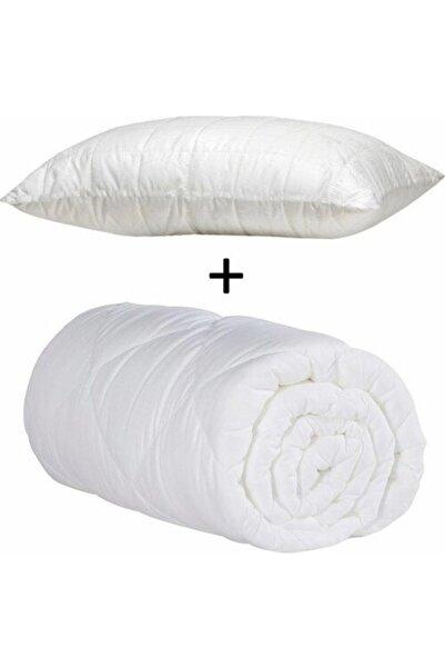 Belnido Home Tek Kişilik Yorgan Seti + Yastık