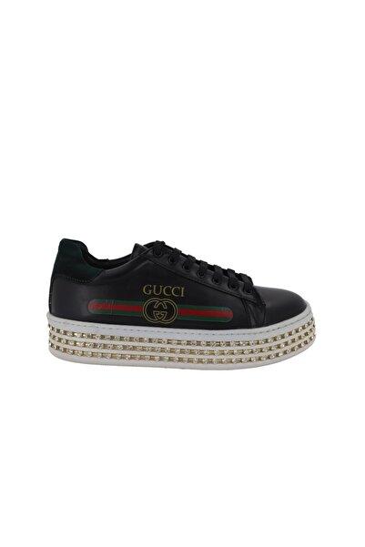 Hobby Prins Siyah Kadın Spor Ayakkabı 85