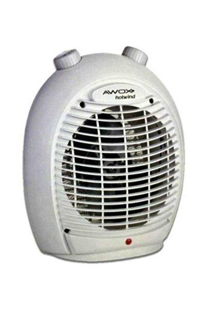 AWOX Hotwind . Hotwınd Masa Üstü Altı Elektrikli Fanlı Isıtıcı Fan Soba Ve Vantilatör - 3 Ds