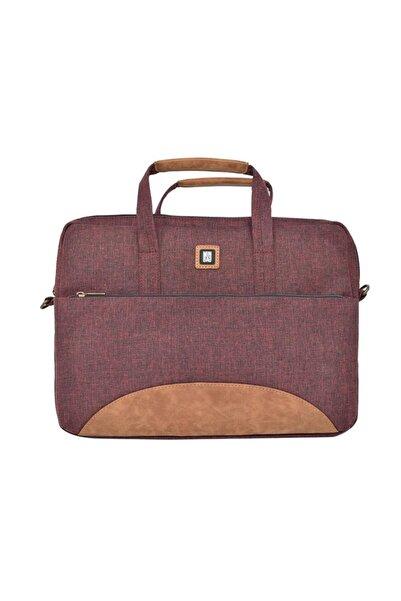 Minbag Laptop Çantası Jane Bordo