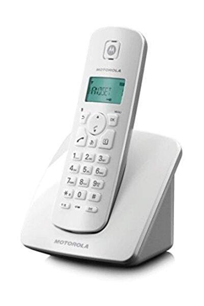 Türk Telekom C401 Telsiz Telefon (siyah/beyaz)