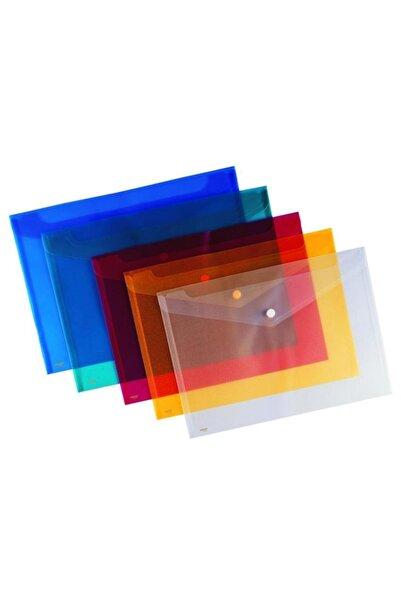 Noki A5 Çıtçıtlı Zarf Dosya 5 Adet 148 x 210 mm
