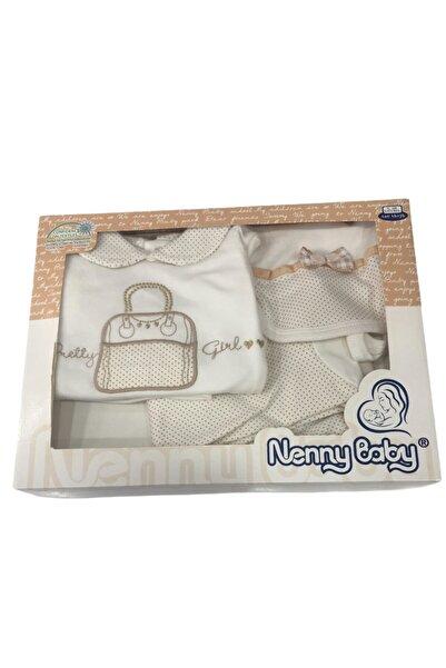 Nenny Baby Bebek Krem Yeni Doğan Takımı