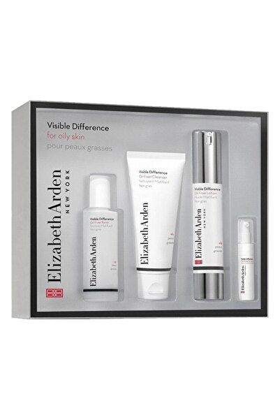 Elizabeth Arden Cilt Bakım Seti - Visible Difference Oily Skin Set 085805147204