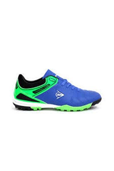 DUNLOP Erkek Mavi Halı Saha Ayakkabısı