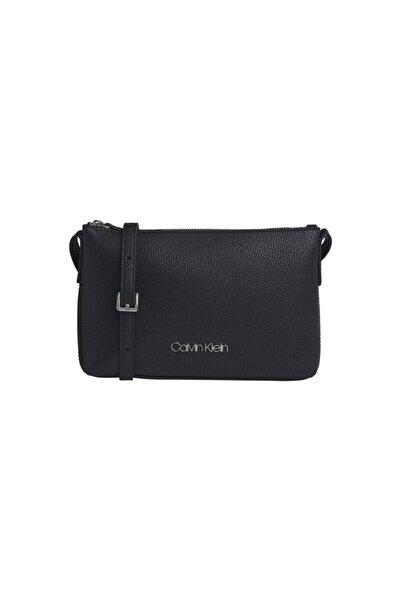 Calvin Klein Siyah Kadın Neat Crossbody Çanta