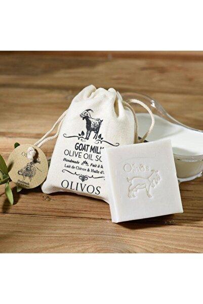 Olivos Keçi Sütlü Zeytinyağı Sabunu 150 Gr (keseli)