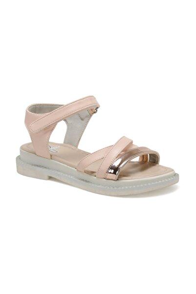 SEVENTEEN Kız Çocuk Pudra 2 Sandalet