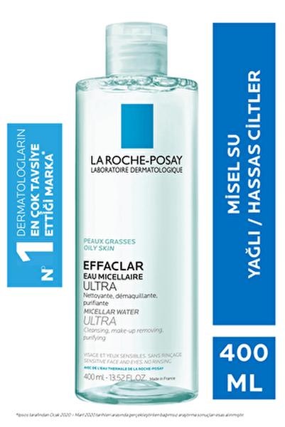 Effaclar Eau Micellaire Ultra -misel Su 400ml