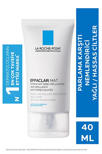 La Roche Posay Effaclar Mat - Yağlı Ciltler Için Bakım Kremi 40ml