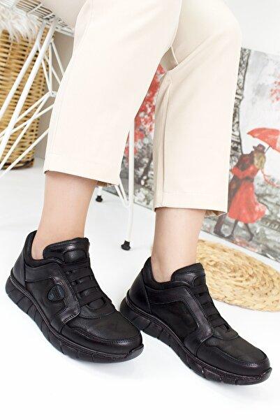Mammamia Kadın Siyah Günlük Ayakkabı